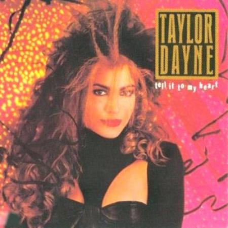 LP Taylor Dayne - Tell It To My Heart VINYL