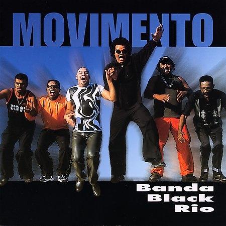 Banda Black Rio - Movimento (CD) (3259120018328)