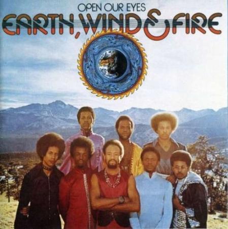 Earth Wind Fire - Open Our Eyes