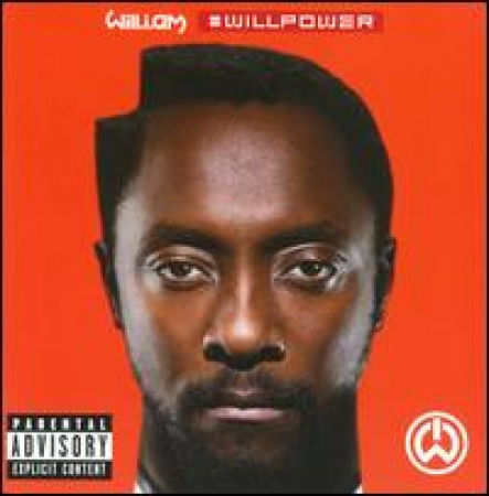 Will.I.Am - Willpower NACIONAL (CD)