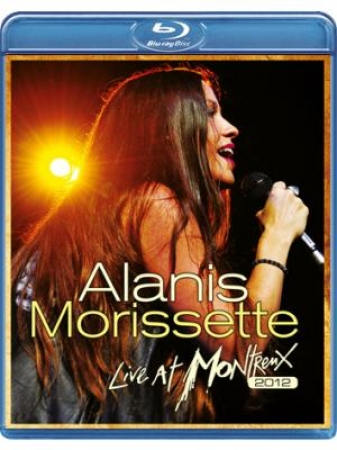 Alanis Morissette - Live At Montreux (BLU-RAY)