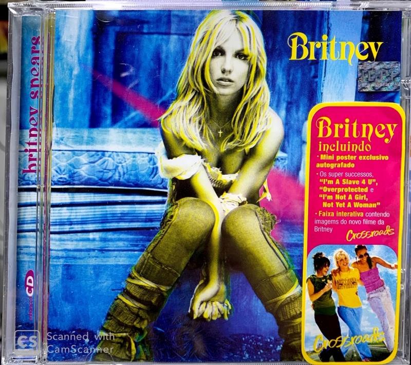 Britney Spears - Britney 2001 LACRADO (638592225220)