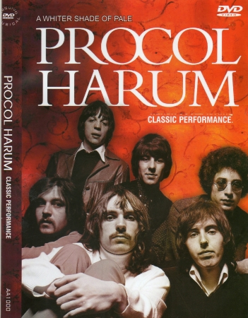 Procol Harum - Classic Performance DVD