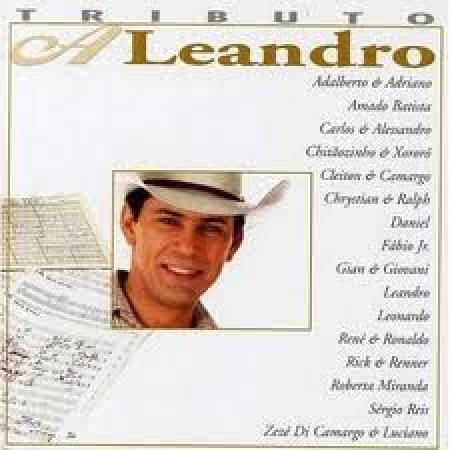 Tributo a Leandro - CD Tributo a Leandro