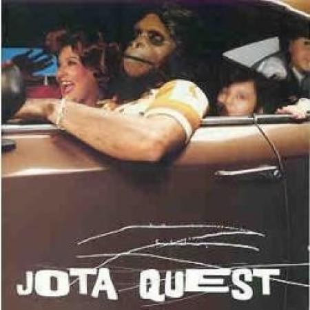 jota Quest - de Volta Ao Planeta (CD)