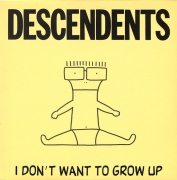 LP Descendents -  I Dont Want To Grow Up Importado