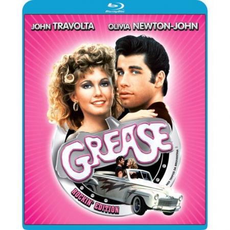 Blu-ray Grease Rockin - Edition
