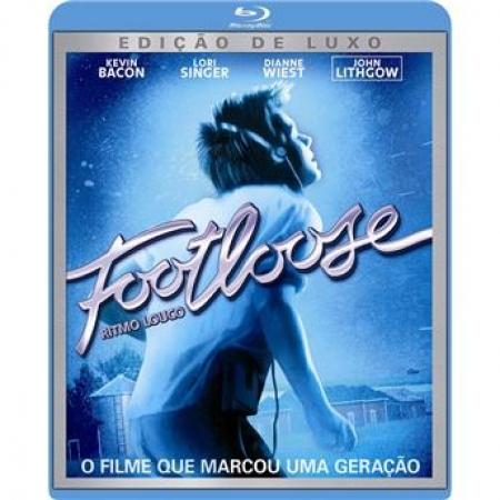 Blu Ray Footloose - Ritmo Louco
