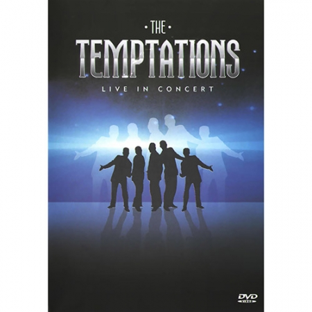 The Temptations: Live In Concert DVD