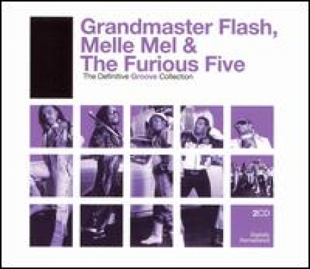 Grandmaster Flash - Definitive Groove Collection CD DUPLO