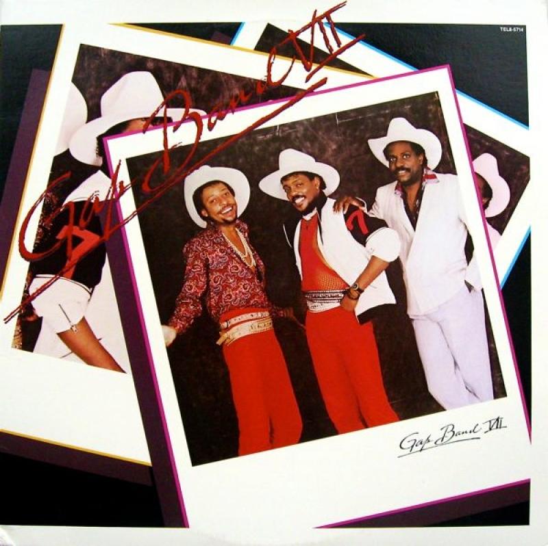 The Gap Band - Gap Band VII (CD)