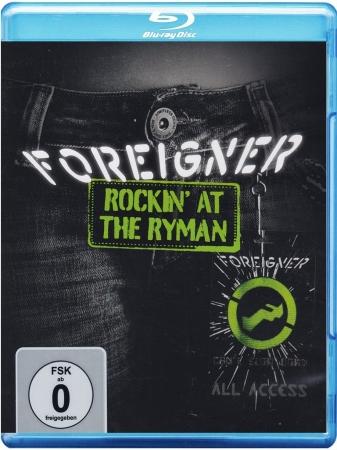 Foreigner: Rockin at the Ryman BLU-RAY IMPORTADO