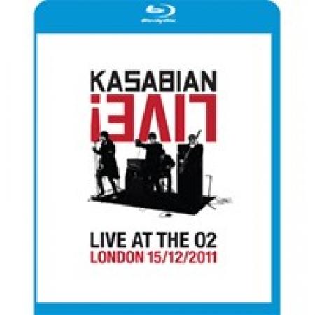 Kasabian Live! Live At The O2 London15/12/2011- Blu-Ray