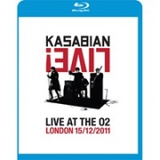 Kasabian Live! Live At The O2 London15/12/2011- Blu-Ray