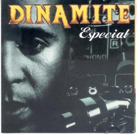 Dinamite Especial - Dinamite Especial (CD)