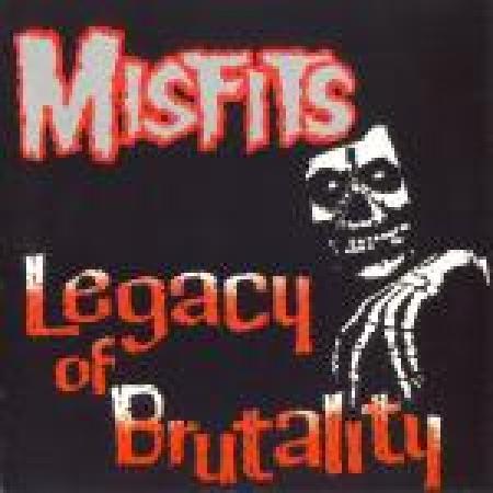 LP Misfits - Legacy of Brutality (VINYL IMPORTADO LACRADO)