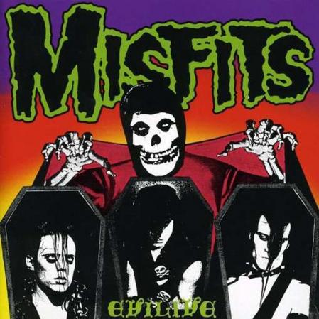 Misfits - Evilive VINYL IMPORTADO