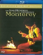 Jimi Hendrix - Live At Experience Monterey (BLU-RAY)