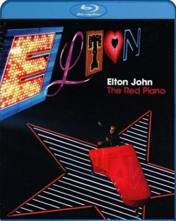 Blu-ray Elton John - The red piano