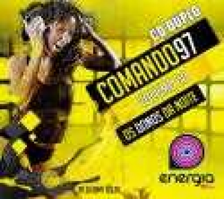 Comando 97 - Vol. 20  2CDs Duplo