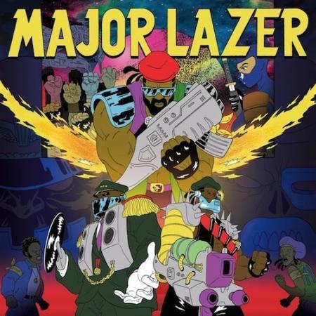 Major Lazer - Free The Universe