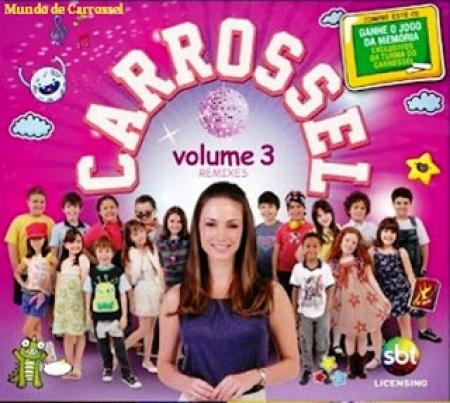 Carrossel Vol.3 Remixes