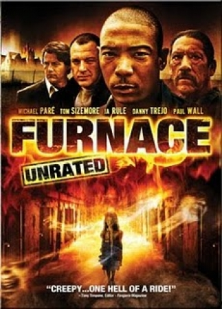 A Fornalha Filme DVD