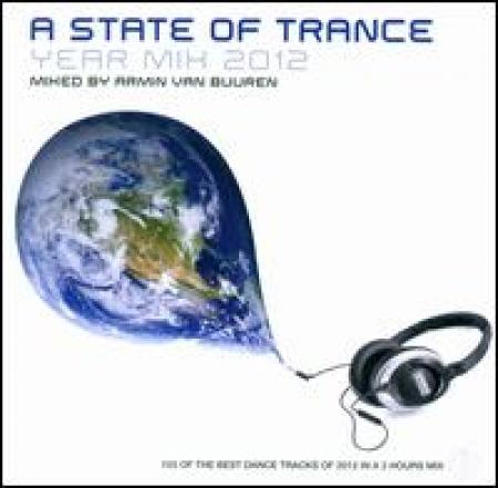 Armin Van Buuren - State of Trance: Year Mix 2012 CD DUPLO