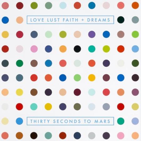 Thirty Seconds To Mars - Love Lust Faith + Dreams (CD)