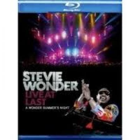Stevie Wonder: Live at Last (Blu-Ray) NACIONAL