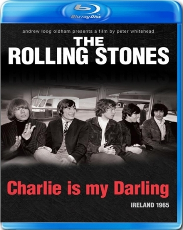 The Rolling Stones: Charlie is My Darling (Blu - Ray)