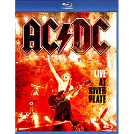 AC DC - Live At River Plate ( Blu-ray )