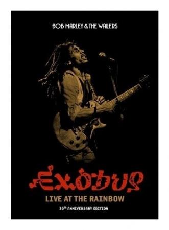 Bob Marley - Exodus Live At The Rainbow