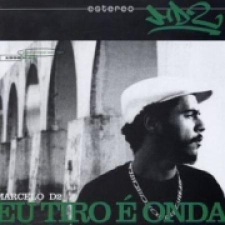 LP Marcelo D2 - Eu Tiro E Onda VINYL (RAR0)