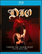 Dio - Finding the Sacred Heart - Live in Philly 1986 )BLU-RAY)