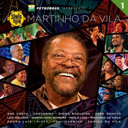 Martinho Da Vila - Sambabook Cd 1