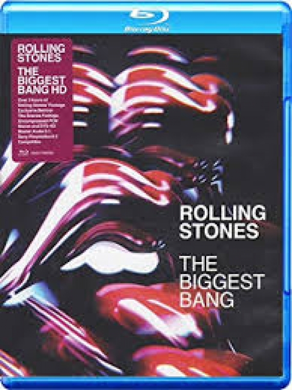 Rolling Stones - The Biggest Bang ( Blu-ray )
