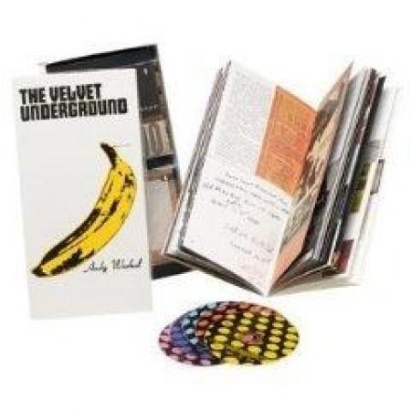 Box Velvet Underground - Peel Slowly And See (5 Cd + Book) IMPORTADO