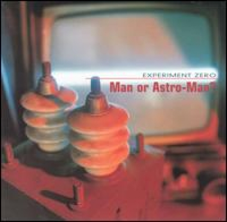 LP Man or Astro-Man - Experiment Zero VINYL IMPORTADO (LACRADO)