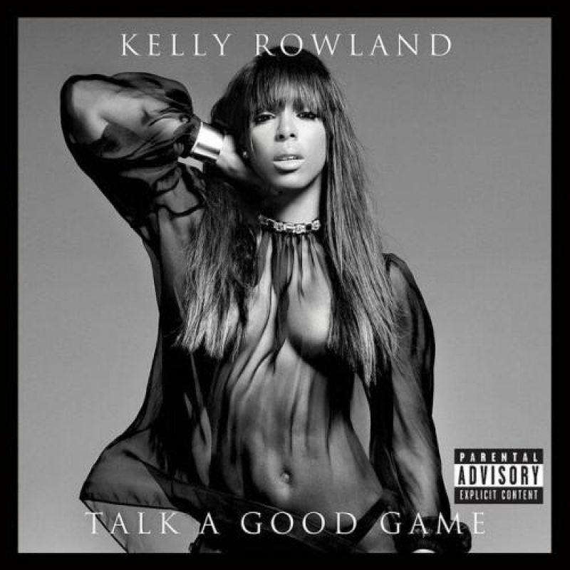 CD DA Kelly Rowland - Talk a Good Game