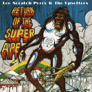 LP Lee Scratch Perry Upsetters The - Return Of The Super Ape VINYL IMPORTADO E ( LACRADO )