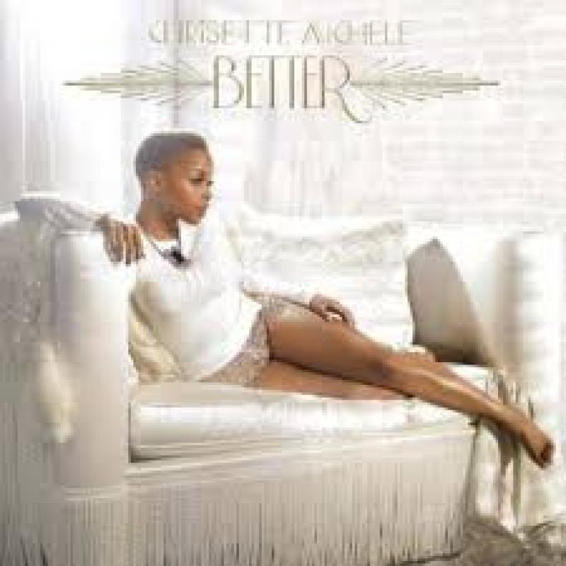 CD Chrisette Michele Better (2013)