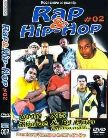 Rap e Hip-Hop Volume 02 - DVD