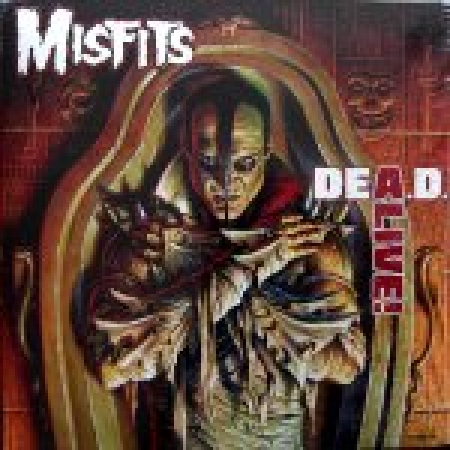LP Misfits - DeA.D. Alive! IMPORTADO E LACRADO