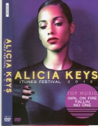 Alicia Keys - Itunes Festival 2012 DVD
