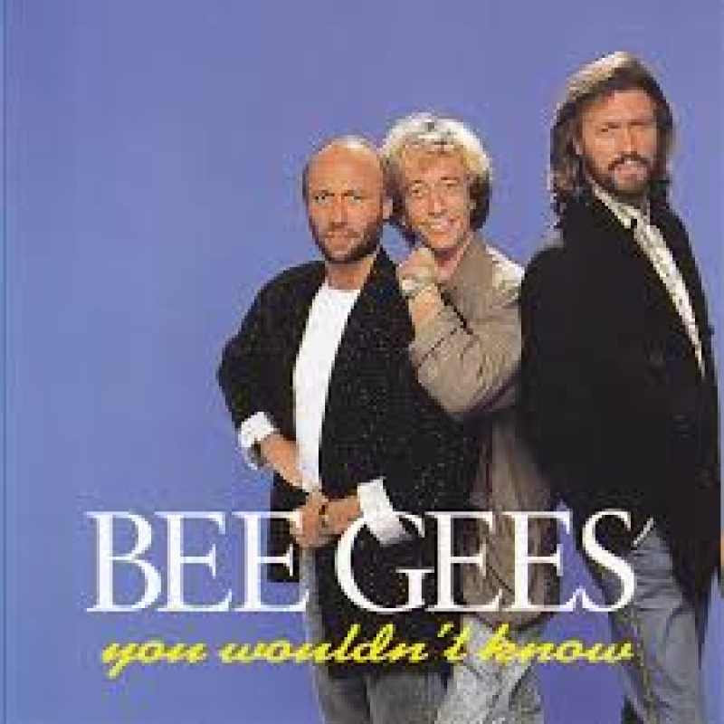 Bee Gees - You Wouldnt Tebow (CD)