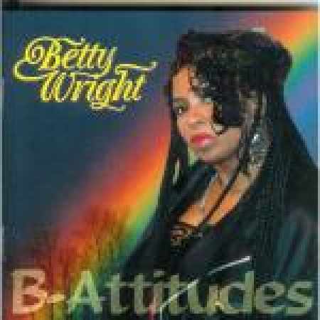 Betty Wright - B-Attitudes IMPORTADO