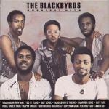 CD THE Blackbyrds - Greatest Hits IMPORTADO