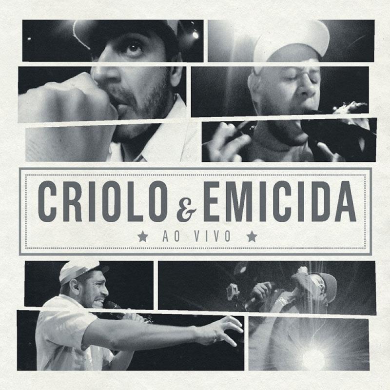 Criolo E Emicida - ao Vivo CD