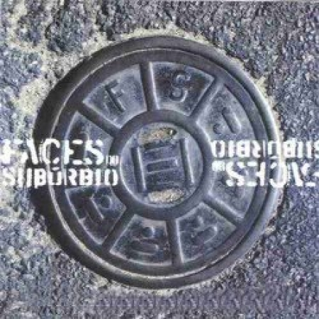 Faces do Subúrbio - Faces do Subúrbio (1998) (CD)